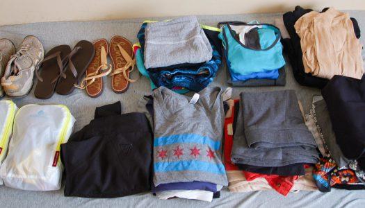 7 чекори до профи пакување за одмор